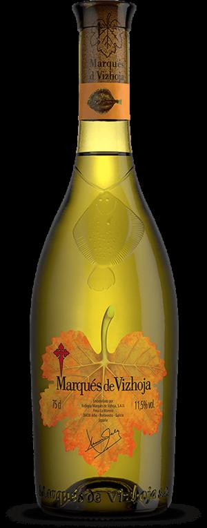 Botella Marqués de Vizhoja