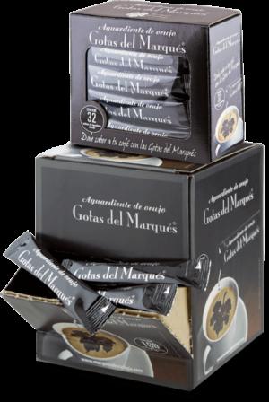 Gotas del Marqués - Aguardiente de orujo