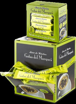 Gotas del Marqués - licor de hierbas