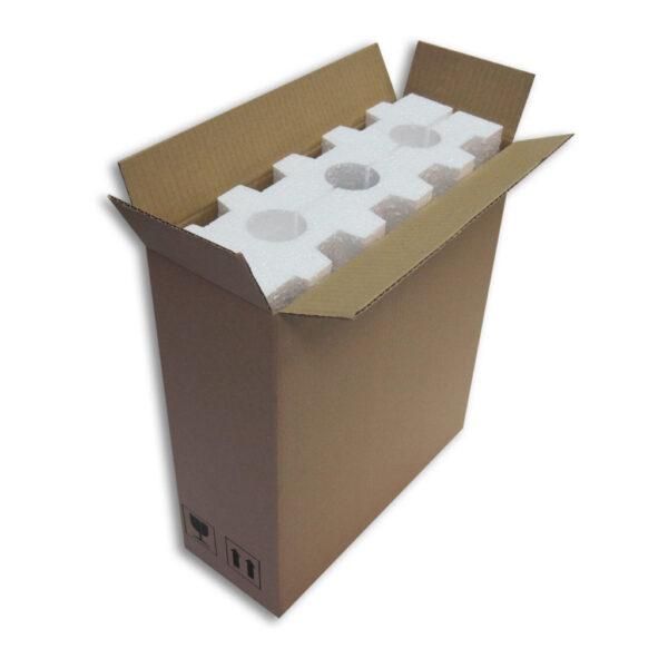 Caja Embalaje 3 uds