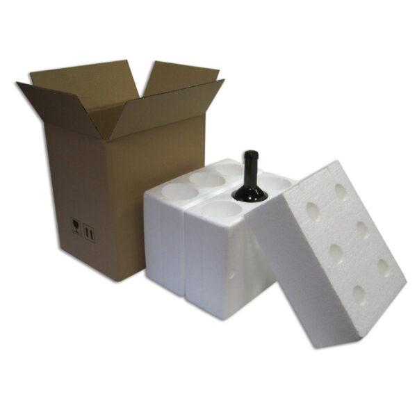 Caja Embalaje 6uds