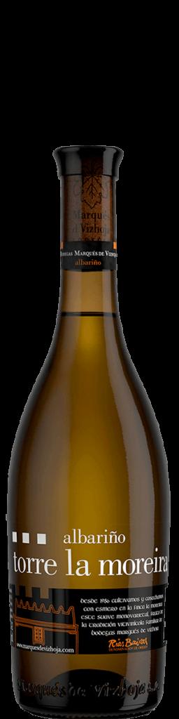 Torre La Moreira botella actual