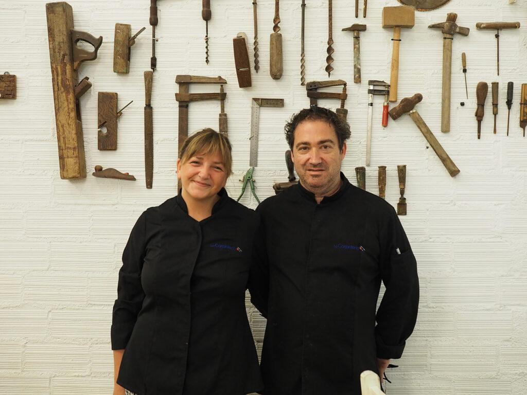 Restaurante la carpinteria Bouzas