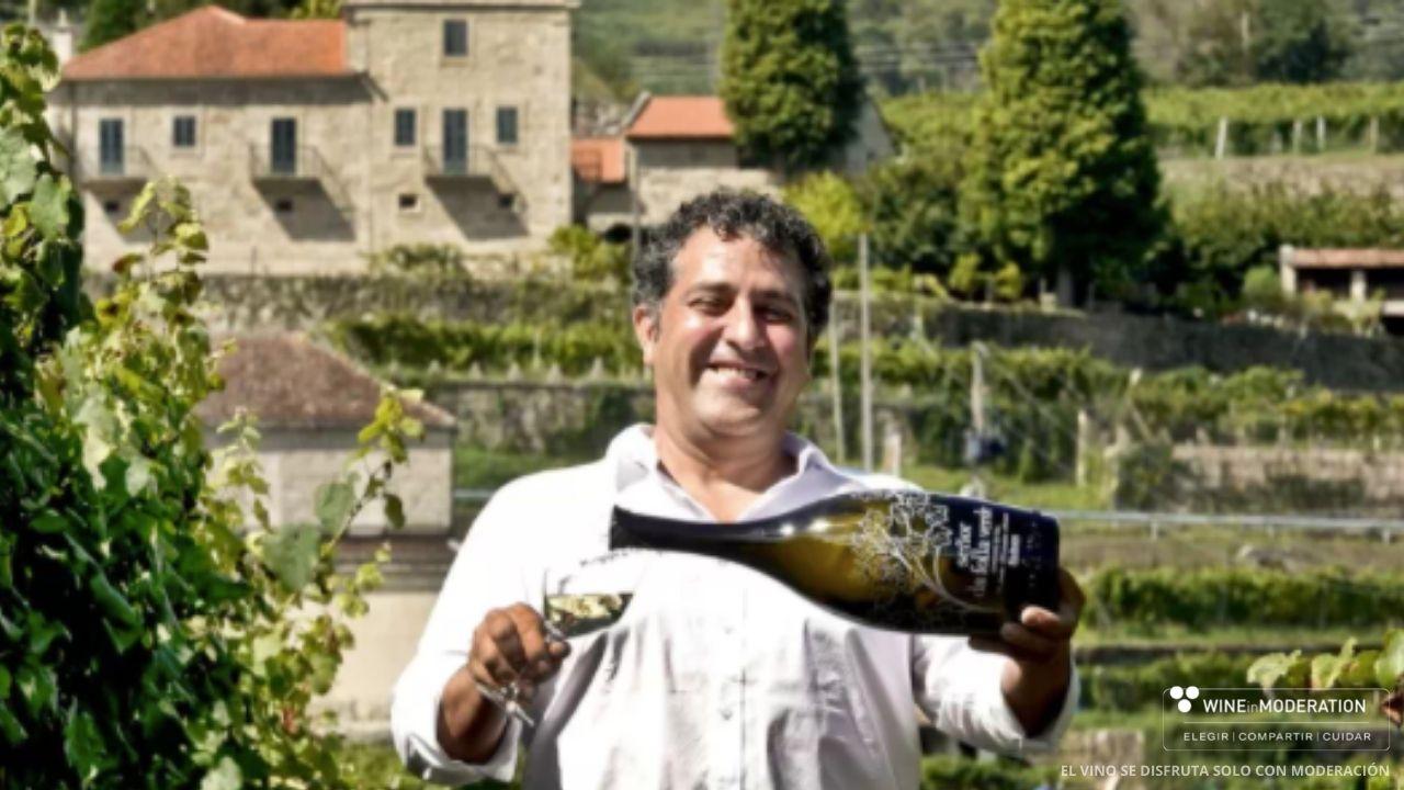 Javier Peláez - Bodegas Marqués de Vizhoja