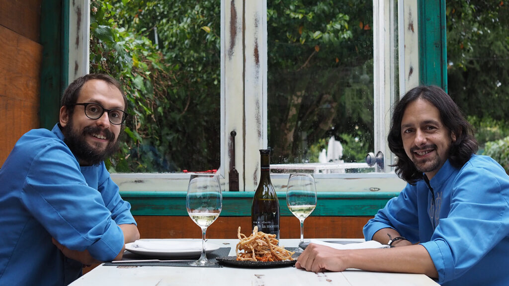 cocineros gallegos y albariño