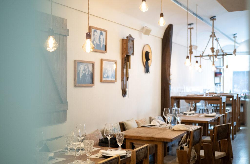Restaurante Orixe, Santiago de Compostela